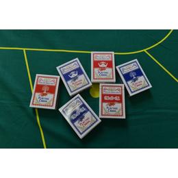 供应定做各种扑克牌广告扑克条码扑克塑料扑克外贸扑克缩略图
