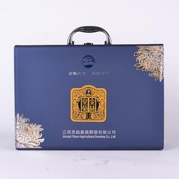 大菊花茶江西修水祺冠金丝皇菊贡品一朵一杯大菊花节日礼品盒