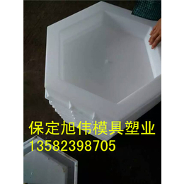 西宁塑料六棱块模盒厂家