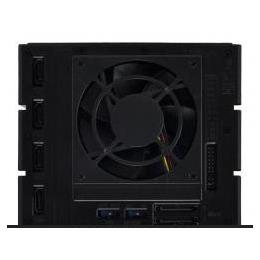 新品上市3.5寸硬盘盒制免工具4盘位硬盘盒厂家支持批发定制