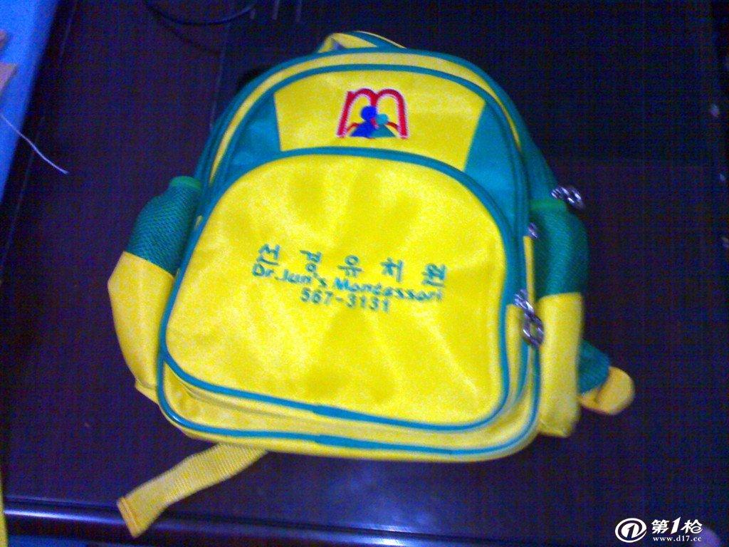 供应儿童书包,韩版儿童书包,小学生书包图片