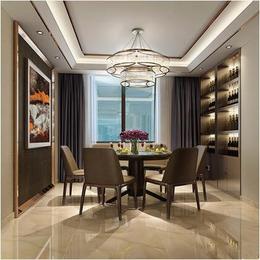 简约现代三居室精致家装装修风格