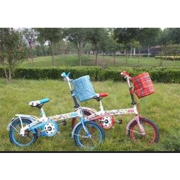 天鸽车业低价销售学生折叠自行车供应商