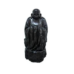 古沉木雕刻艺术JXLYQ00071 笑佛缩略图