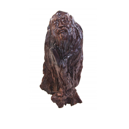 古沉木雕刻艺术JXLYQ00079 老子