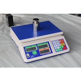 云南神测科技防密码档位30kg桌面电子秤