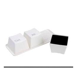 创意水杯时尚塑料水杯 键盘<em>杯子</em> 创意<em>个性</em> 按键造型<em>杯子</em> 键盘水杯