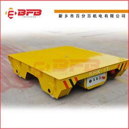 供应轻工业机械万博manbetx官网登录生产车间运输用KPX蓄电池供电过跨运输车