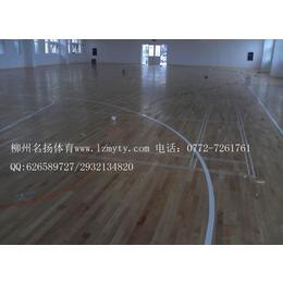 体育木地板厂家安装流程