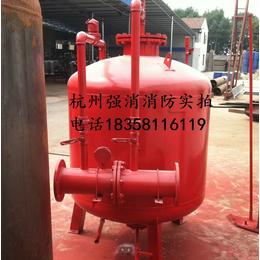 消防泡沫罐PHYM压力式比例混合装置浙江消防泡沫罐