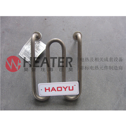 上海昊誉厂家  W型翅片式单头电热管