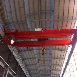 专业定制-电动葫芦双梁桥式平安国际乐园appQD型双梁吊钩式桥式天车