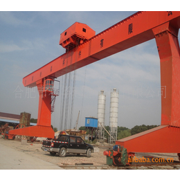 MDG型32吨及以下电动单主梁门式起重机L型单梁偏挂龙门吊