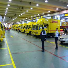 裕锋达公司供应广东肇庆发往乌克兰的国际快递出口供应商