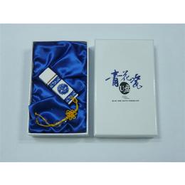 中国风陶瓷U盘 花纹陶瓷U盘批发定做 深圳工厂可开模