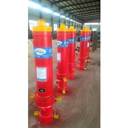 供应宏昌天马海沃替代型180系列自卸车专用前置液压油缸