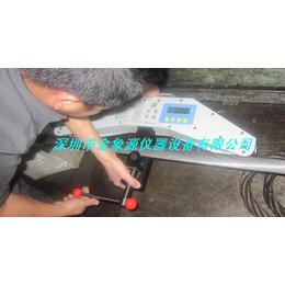 玻璃幕墙拉索张力检测仪采用原装进口传感器 全国联保绳索张力仪