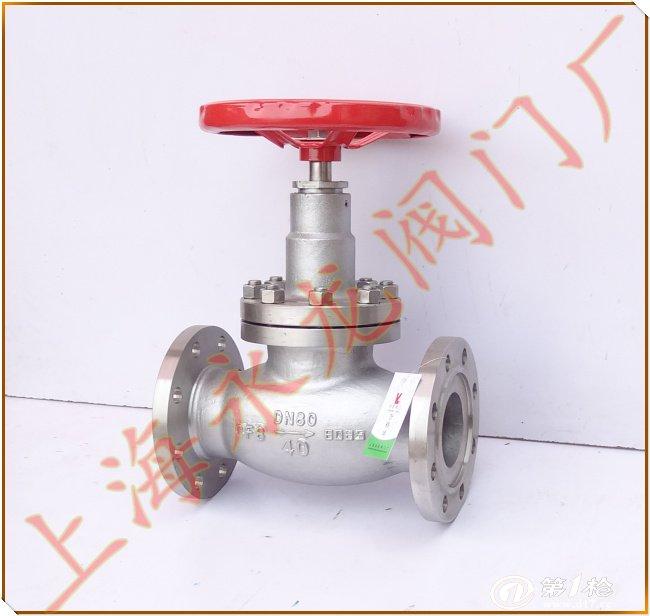 气氨专用截止阀结构形式