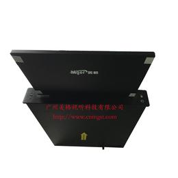 河南厂家直销无纸化超薄集成电脑主机液晶一体式电动桌面升降器