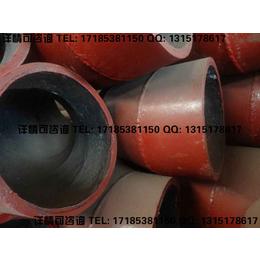 金属矿山矿石精选精选输送用陶瓷复合管