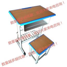 课桌椅批发 单人课桌 厂家直销可定制