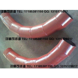 冶炼厂矿浆输送用陶瓷复合管