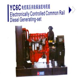 YC6C电控高压共轨柴油发电机组
