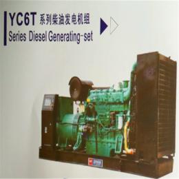 YC6T系列柴油发电机组