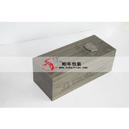 柏富森木盒包装设计-生产