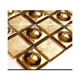 mosaic <em>马赛克</em> <em>玻璃</em> 瓷砖 <em>马赛克</em> <em>卫生间</em> 背景装饰 球型001 08A