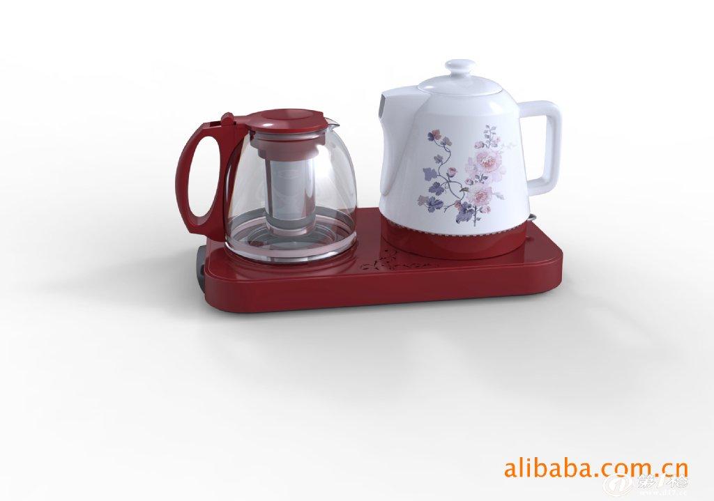 陶瓷电水壶 玻璃电水壶底座