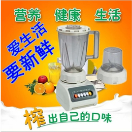 厂家供应多功能经典榨汁机 料理机家用果汁 电动绞肉机