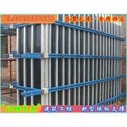 湖北_新型钢结构剪力墙模板支撑组合不跑浆不漏浆