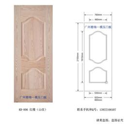 广东广州贴木皮模压门板