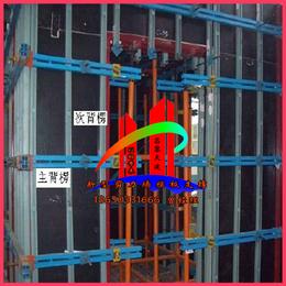 上海剪力墙模板支撑小方钢提高建筑支撑强度