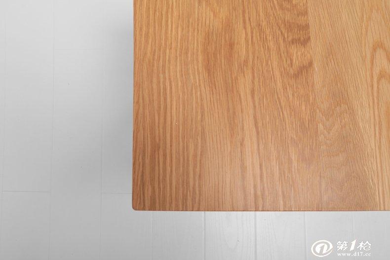 木聪家具 日式实木水曲柳床头柜 简约床头柜 木质床头柜 fs-08