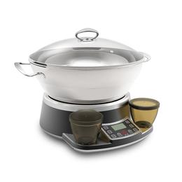 供应厂家家用蒸汽锅 10秒出蒸汽 营养健康蒸汽锅 海鲜锅