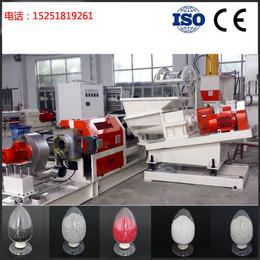 南京广塑GS-65 150低烟无卤电缆料造粒机分散效果好