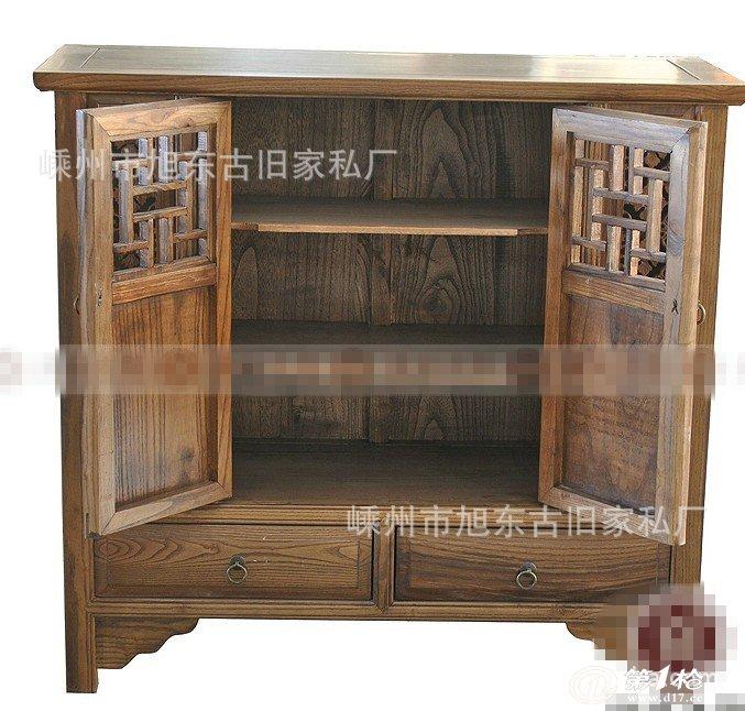 供应木雕鞋柜,储物柜,玄关柜(中式古典家具,明清实木)