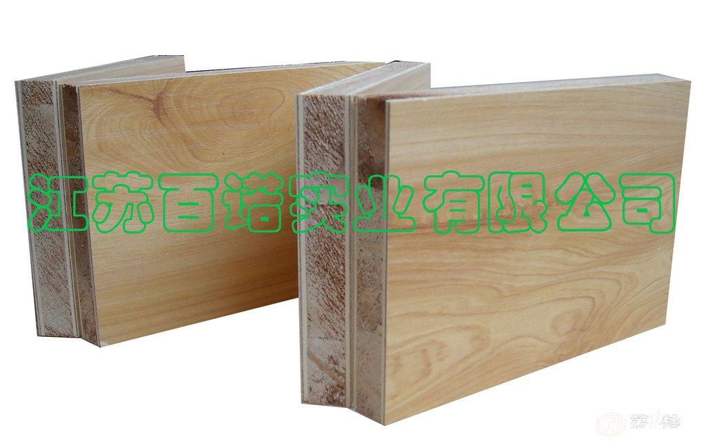 进口马六甲芯生态实木板