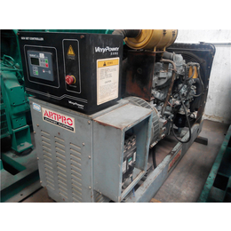 二手三菱80kw柴油发电机组进口现货出售