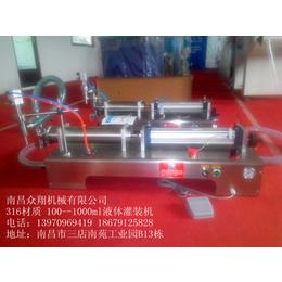 江西 南昌自动灌装机丨液体灌装机丨生产线自动灌装机 旋盖机