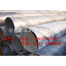 沧州螺旋管Q235B 外径219-3620mm厂家直销