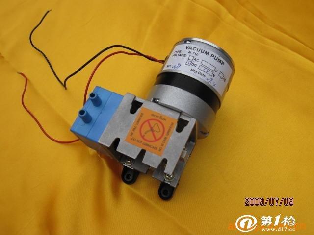 直流无刷电机无油微型真空泵,气泵