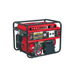 供应小型低油耗大功率带移动轮小型7kw汽油发电机