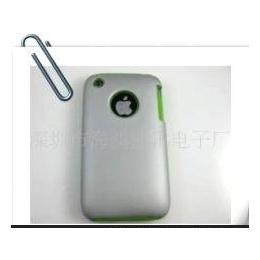 iphone 3G 3GS PC+硅胶<em>2</em><em>合</em><em>1</em>手机外