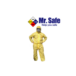 Mr safe 连体防护服