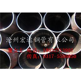 推进式沧州宏运热扩无缝钢管 GB8163
