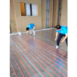 上海电地暖安装  上海碳纤维电地暖厂家