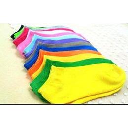 厂家直销 糖果色棉船袜 纯色隐形船袜 散装袜子 女士 运动袜